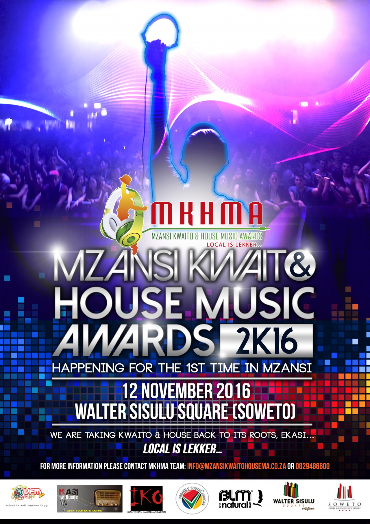 Mzansi kwaito and house music awards 2016 iinfo tzaneen for House music events